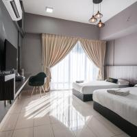 Koohen Co#AE2 LET YOUR HOLIDAY FEELS LIKE HOME!!, hotel near Kota Kinabalu International Airport - BKI, Kota Kinabalu