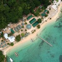 Se San Beach Resort-Isla de Gigantes, hotel in Carles