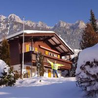 Free spirit chalet, hotel in Flühli