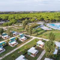 Camping Village Roma Capitol, hotel in Lido di Ostia