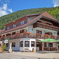 Pension Gasthaus Zur Schmiede, hotel in St. Blasien
