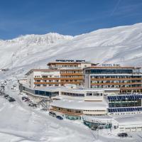 Hotel Riml, hotel in Hochgurgl