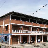Hotel Acuali Nuqui, hotel in Nuquí