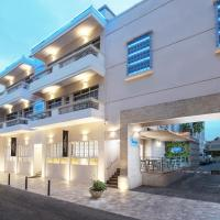 Hodelpa Caribe Colonial, hotel en Santo Domingo