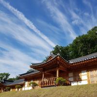 Goryeogung Korea Palace, hotel in Pyeongchang