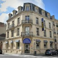 Brit Hotel Aux Sacres Reims Centre, hotel in Reims