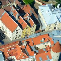The Three Sisters Boutique Hotel, hotel in Tallinn