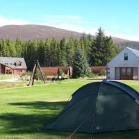 Badaguish lodges, wigwams and camping, hotel in Aviemore