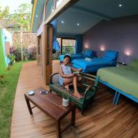 Blue Coco, hotel in Keramas