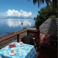 AU FARE MOENAU, отель в городе Paea