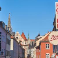 Hotel Rosi, Hotel in Regensburg
