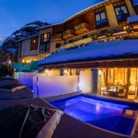 Gran Baita Hotel & Wellness, hotel in Courmayeur