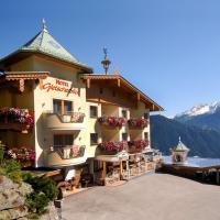 Hotel Gletscherblick, hotel in Hippach