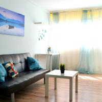 Nice flat near the beach and Parc del Forum