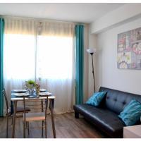 Cozy flat near the beach and Forum