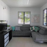 Urban Terrace Apartment in San Juan