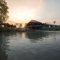 Chanhthida Guesthouse, hotel en Don Khone