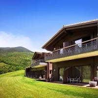 Hotel Rural-Spa Resguard Dels Vents, hotel a Ribes de Freser