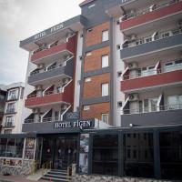 Figen Hotel, отель рядом с аэропортом Canakkale Airport - CKZ в городе Чанаккале