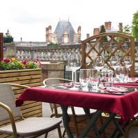 Le Richelieu Bacchus, hôtel à Fontainebleau