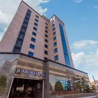 Air Sky Hotel, hotel near Gimhae International Airport - PUS, Busan