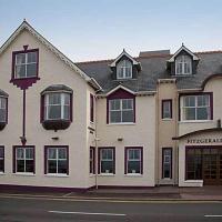 Fitzgeralds Hotel, hotel in Bundoran