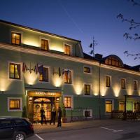Hotel Vltava, hotel ve Frymburku