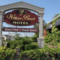 Willow Bend Motel, hotel em Truro