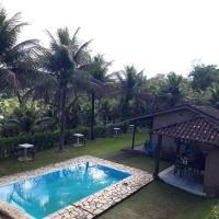 Sítio Leotaianne -Apenas um Chalé exclusivo no sitio, hotel in Itaboraí