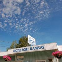 Motel & Camping Fort Ramsay, hotel em Gaspé