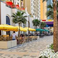 Jumeirah Beach Residents, Sadaf 7, hotel in Jumeirah Beach Residence, Dubai