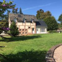 Château Folies - Escapade Nature Gîte 120m2 - 5 couchages