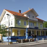 Hotel Garni Ammergauer Hof, hotel in Oberammergau