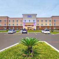 Galveston Inn & Suites Hotel, hotel in West End, Galveston