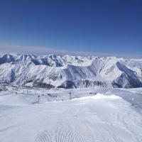 Frozen View New Gudauri