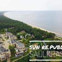 Saules Club Apart Hotel, hotell sihtkohas Saulkrasti