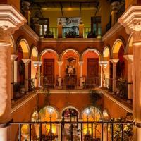 Hotel Casa Del Poeta, hotel in Santa Cruz, Seville