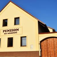 Penzion Sezemice, отель в городе Sezemice