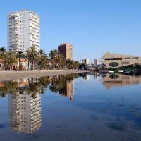 Dos Mares Comfort & Calidad- Casa entera Planta Baja