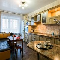 Apartment with air conditioner on Ostrovskogo street, отель в Апрелевке