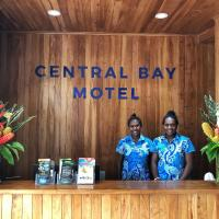 Central Bay Motel, hotel near Bauerfield International - VLI, Port Vila