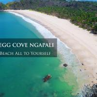 Turtle Egg Cove Ngapali - Exclusive Beach Eco Resort, hotel in Ngapali