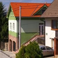 Penzion Buriánkovi, отель в городе Глоговец