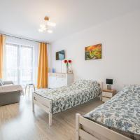Central Apartments Goleniow, hotel near Solidarity Szczecin-Goleniów Airport - SZZ, Goleniów