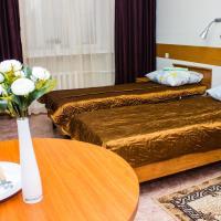 Гостиница Телевышка, отель в Бийске