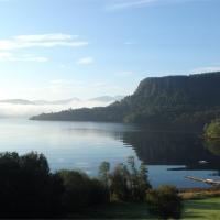 Angvik Fjordferie, hotel en Angvik