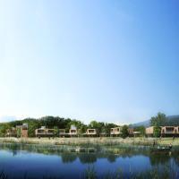 Vacancéole - Le Village des Oiseaux, hôtel à Motz