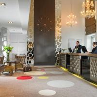 Castlecourt Hotel, Spa & Leisure, hotel in Westport