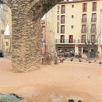 Hotel des Arcades, hotel in Céret