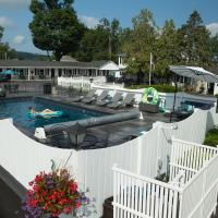 Knotty Pine Motel, hotel u gradu Benington